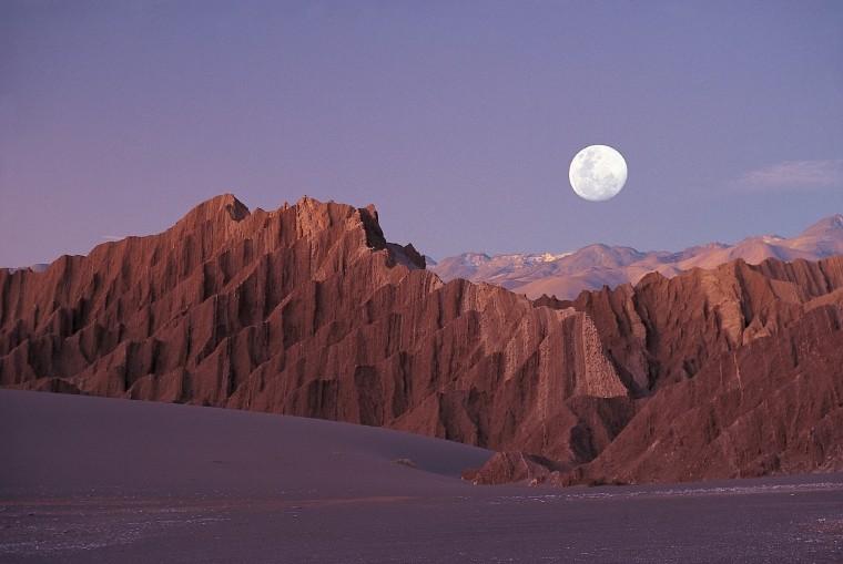 Tour valle de la luna